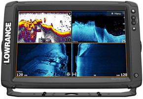 Lowrance Elite 12 Ti² ohne Geber Echolot GPS Kombigerät – Bild 1