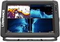 Lowrance Elite 12 Ti² Active Imaging 3-in-1Geber Echolot GPS Kombigerät 001