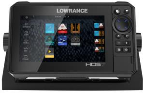 Lowrance HDS 7 LIVE ohne Geber Echolot GPS Kombigerät