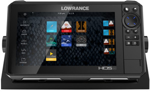 Lowrance HDS 9 LIVE - Airmar TM150M & Active Imagin 3-in-1 Geber