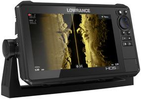 Lowrance HDS 9 LIVE - Airmar TM150M & Active Imagin 3-in-1 Geber – Bild 4