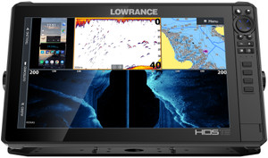 Lowrance HDS 16 LIVE - Airmar TM150M & Active Imagin 3-in-1 Geber
