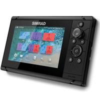 Simrad Cruise 7 GPS Kartenplotter mit 83/200 XDCR Echolot Geber – Bild 2