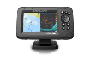 Lowrance HOOK REVEAL 5 HDI mit 83/200 kHz Echolot Geber