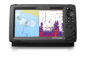 Lowrance HOOK REVEAL 7 HDI mit 50/200 kHz Echolot Geber