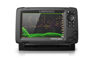 Lowrance HOOK REVEAL 7 HDI mit 83/200 kHz Echolot Geber