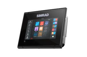 Simrad GO5 XSE GPS Kartenplotter ohne Echolot Geber – Bild 5