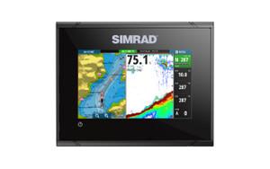Simrad GO5 XSE GPS Kartenplotter ohne Echolot Geber – Bild 3