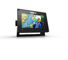 Simrad GO7 XSR GPS Kartenplotter mit Active Imaging 3-in-1 Schwinger – Bild 6