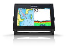 Simrad GO9 XSE GPS Kartenplotter mit Active Imaging 3-in-1 Schwinger – Bild 10