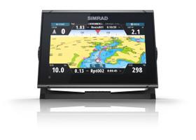 Simrad GO12 XSE GPS Kartenplotter ohne Echolot Geber – Bild 10