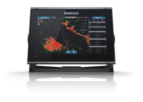 Simrad GO12 XSE GPS Kartenplotter mit Active Imaging 3-in-1 Schwinger – Bild 9