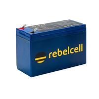 Rebelcell 12V18 AV Li-ion Akku  – Bild 1