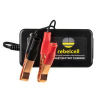 Rebelcell Ladegerät 12.6V4A für 12V18AV Li-ion Akkus – Bild 1