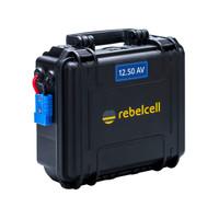 Rebelcell Outdoorbox 12.50 AV ohne Ladegerät – Bild 1