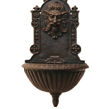 Wall fountain wash basin for pool garden – image 5