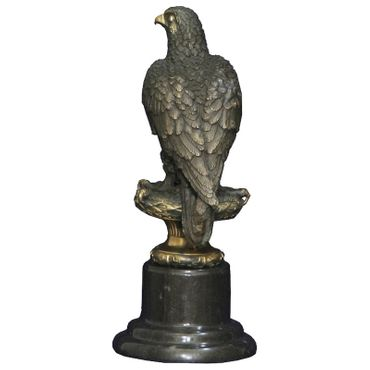 Statues sculpture eagle bronze eagle garden marble collectable ornament figurine – image 3