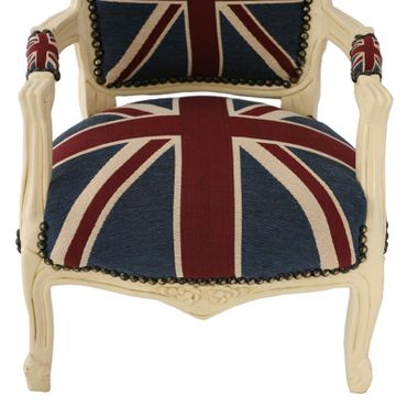 Children room chair with British flag as a reference – image 3