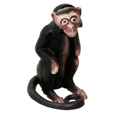 Ape Moneybox Pocketmoney Collector Monkey Decoration – image 1
