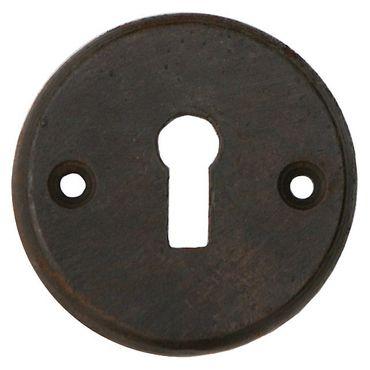 Antique iron metal mount door rosette  – image 1