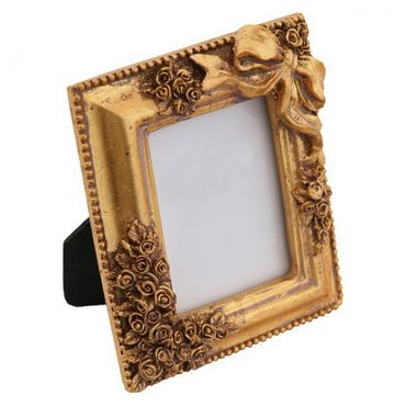 Antique picture frame square ribbon ornaments – image 4