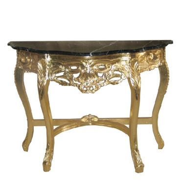 Mirror console mirror dressing table antique wall bracket – image 2