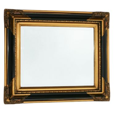 Baroque mirror wall mirror Buy Online Shop 30x40cm/ 12x16 inches antique flair to your bathroom – image 1