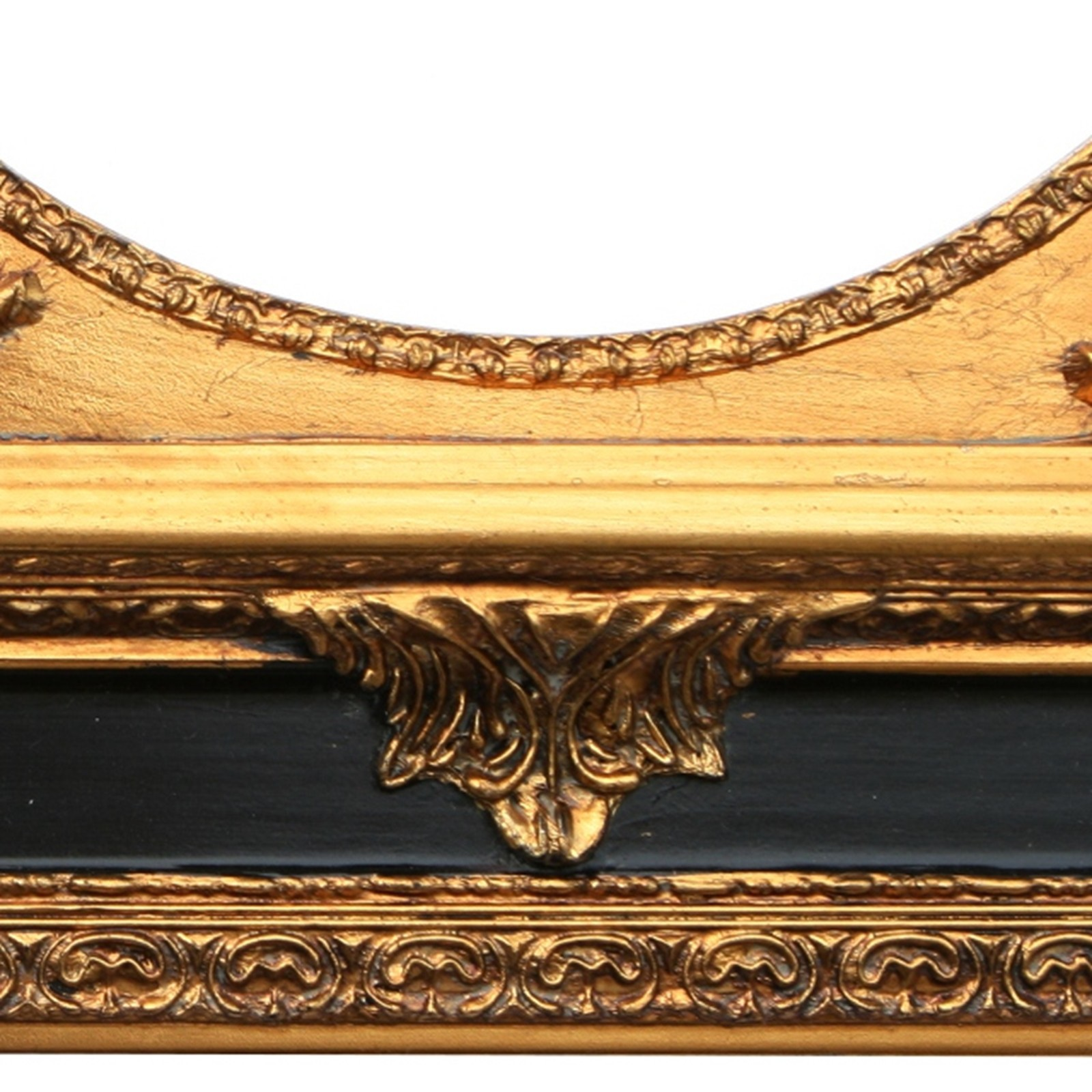 Baroque Wall Mirror Oval Ornate Frame 50x60/ 20x24 inches antique ...
