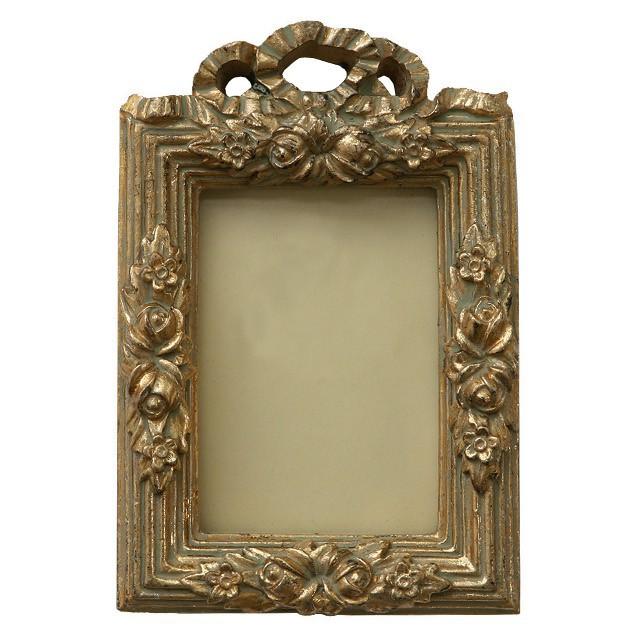 barock bilderrahmen gold rechteckiger foto rahmen bild. Black Bedroom Furniture Sets. Home Design Ideas