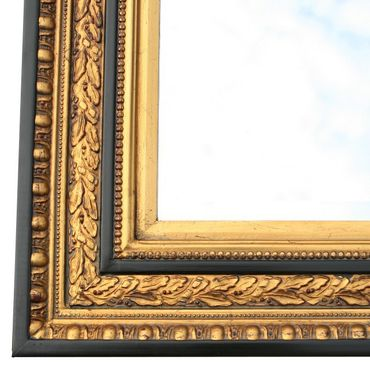 Design Baroque mirror wall mirror crystal glass gold red black Sumptuous Still 60x90/ 24x35 inches – image 2