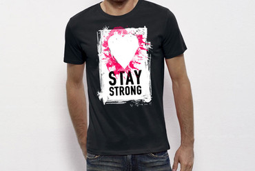 """StayStrong01"" Unisex T-Shirt"