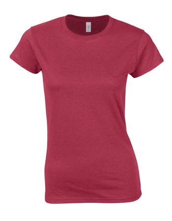 Softstyle® Ladies´ T- Shirt – Bild 1