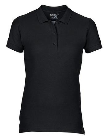 Premium Cotton® Ladies` Double Piqué Polo – Bild 1