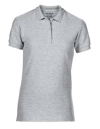Premium Cotton® Ladies` Double Piqué Polo – Bild 12