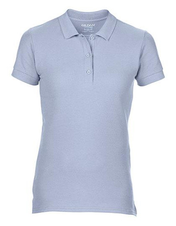Premium Cotton® Ladies` Double Piqué Polo – Bild 5