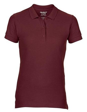 Premium Cotton® Ladies` Double Piqué Polo – Bild 6