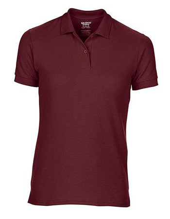 DryBlend® Ladies` Double Piqué Polo – Bild 5