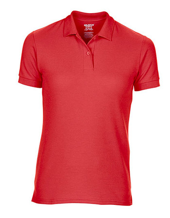 DryBlend® Ladies` Double Piqué Polo – Bild 8