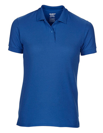 DryBlend® Ladies` Double Piqué Polo – Bild 9