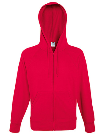 Lightweight Hooded Sweat Jacket – Bild 12