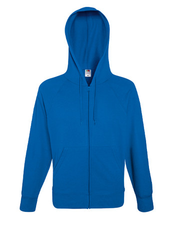 Lightweight Hooded Sweat Jacket – Bild 13