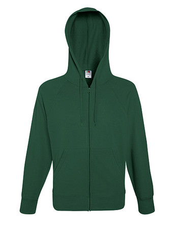 Lightweight Hooded Sweat Jacket – Bild 3