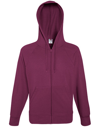 Lightweight Hooded Sweat Jacket – Bild 4