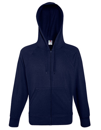 Lightweight Hooded Sweat Jacket – Bild 5