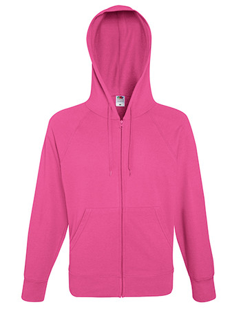 Lightweight Hooded Sweat Jacket – Bild 6