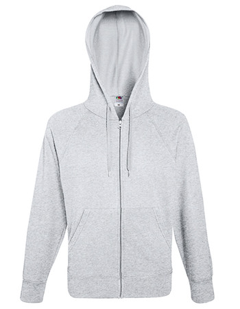 Lightweight Hooded Sweat Jacket – Bild 7