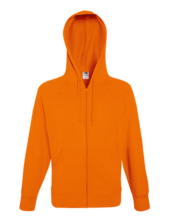 Lightweight Hooded Sweat Jacket – Bild 10
