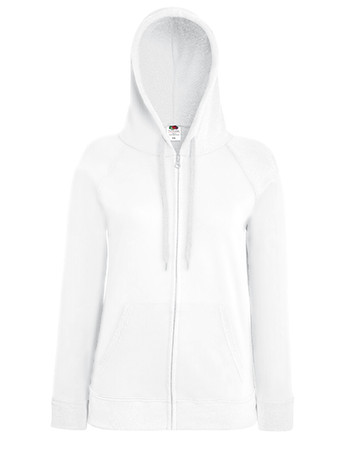 Lady-Fit Lightweight Hooded Sweat Jacket – Bild 14