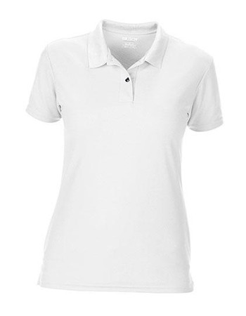 Performance® Ladies` Double Piqué Sport Shirt – Bild 8