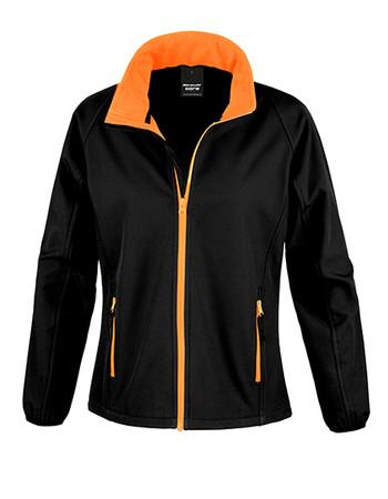 Ladies Printable Soft Shell Jacket – Bild 1